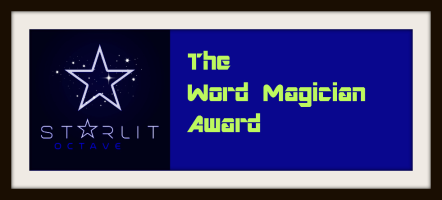The Word Magician Award